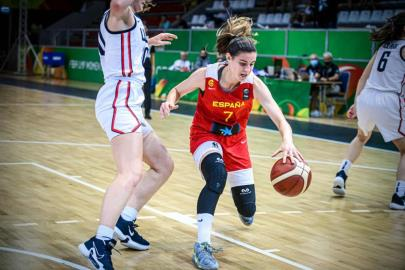 Spain cannot with the USA and will play for fifth place