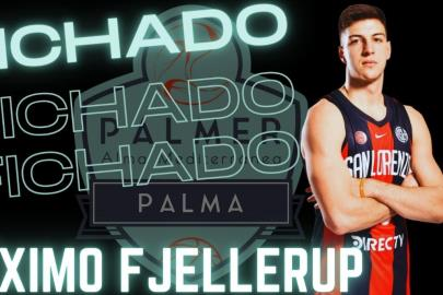 Máximo Fjellerup, talent and youth for Palmer Alma Med …