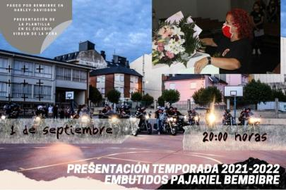 The new Embutidos Pajariel Bembibre will be presented to …