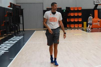 Defined the technical staff of Valencia Basket 21-22
