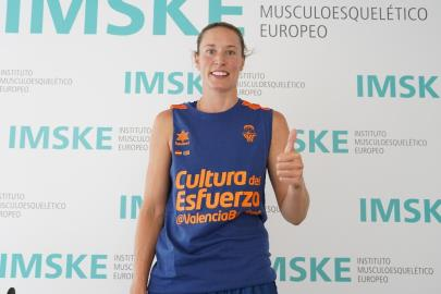 Valencia Basket passes the medical tests