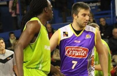 Miguel Jenaro, veteran and trade for the inside game of