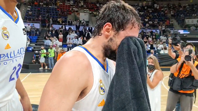 """Llull's tears, a reborn MVP: """"I argued with my wife …"""
