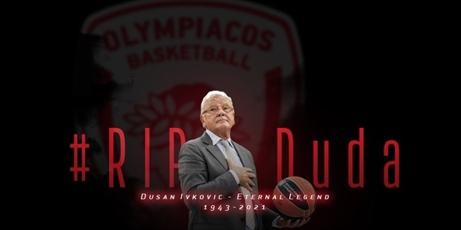 Condolences pour in for Ivkovic: 'You were basketball itself…