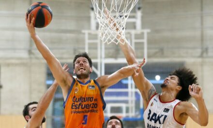 Van Rossom leads the triumph of Valencia in the debut of Cla …