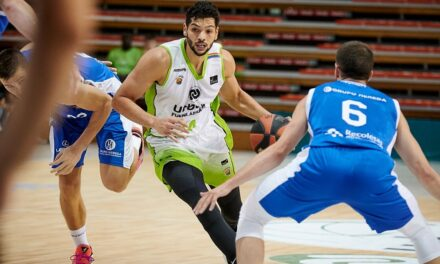 Meindl shines in the tight victory of Urbas Fuenlabrada to …