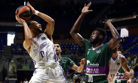 Unicaja imposes its greatest strength against an irregular Real Ma …