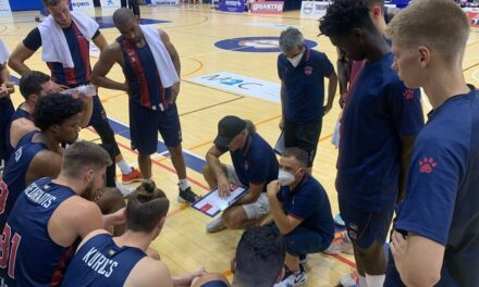 Lenovo Tenerife does not give Baskonia an option in Getafe