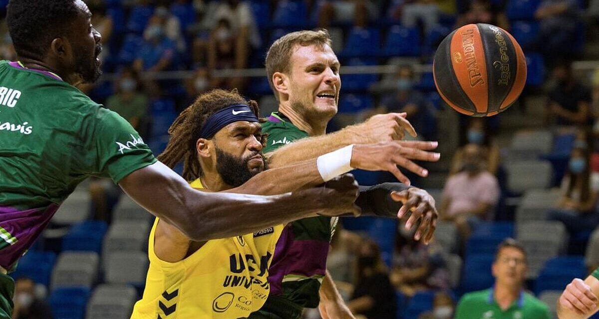 Unicaja prevails over UCAM Murcia and conquers the Co …