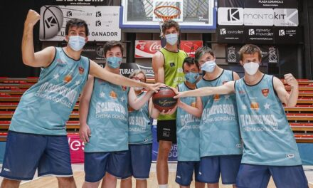 The team of players with intellectual disabilities in which …