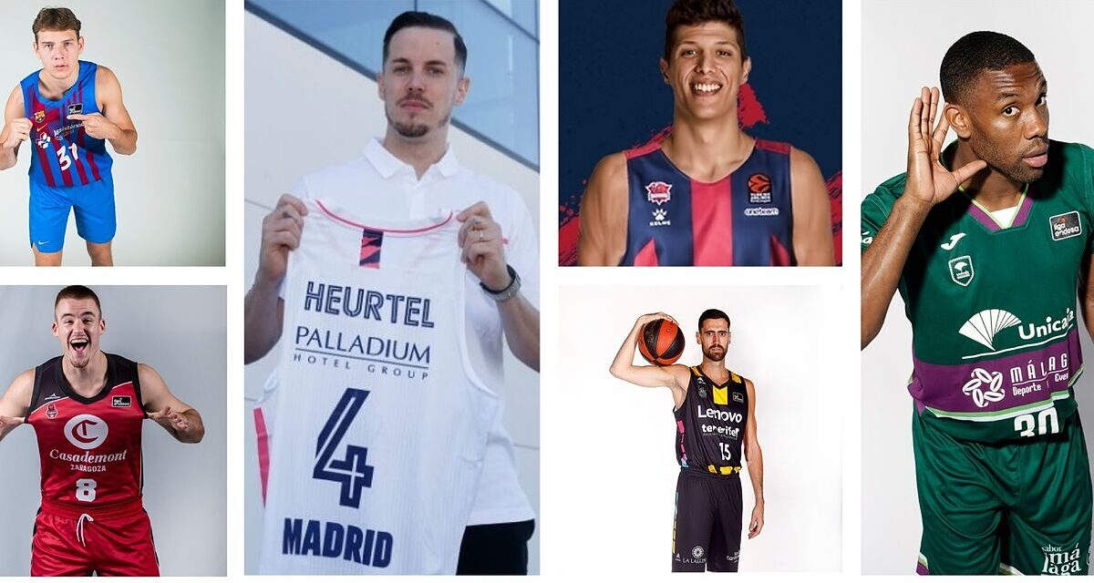 Endesa League squads and teams for the 202 season …
