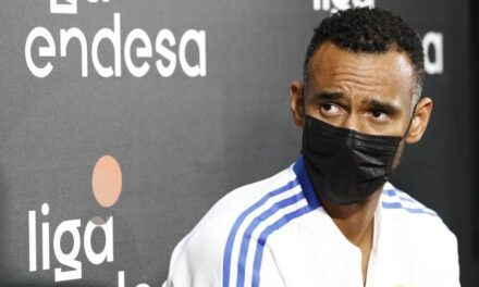 """Hanga: """"When Madrid called me it was very clear to me. It cost me …"""