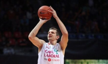 """Mirza Teletovic, on his return to the courts: """"I did not close …"""