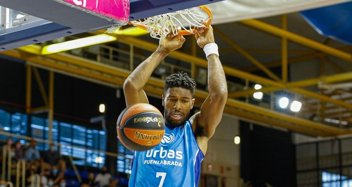 Meindl saves Fuenlabrada from the reaction of UCAM Murcia