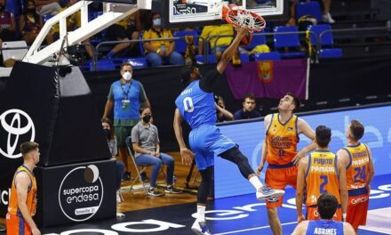 Barça drowns Valencia with the defense and gets into the fi …