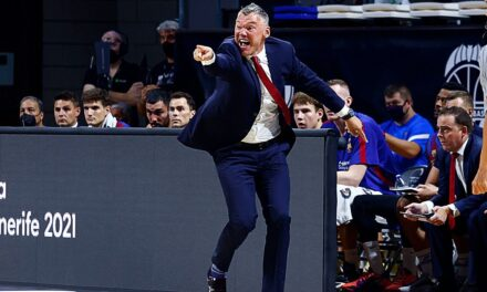 """Jasikevicius: """"The new ones are adapting, we are trying …"""