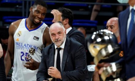 Laso now has 21 titles and complies with the tradition: not a year …