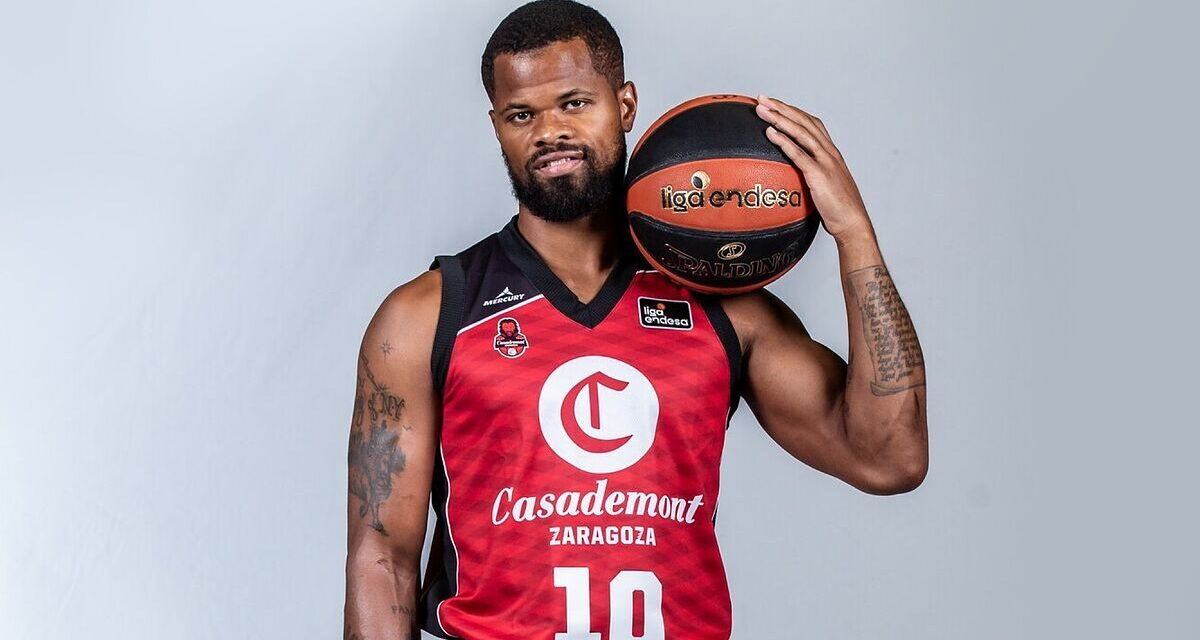 Casademont Zaragoza loses Omar Cook for three months