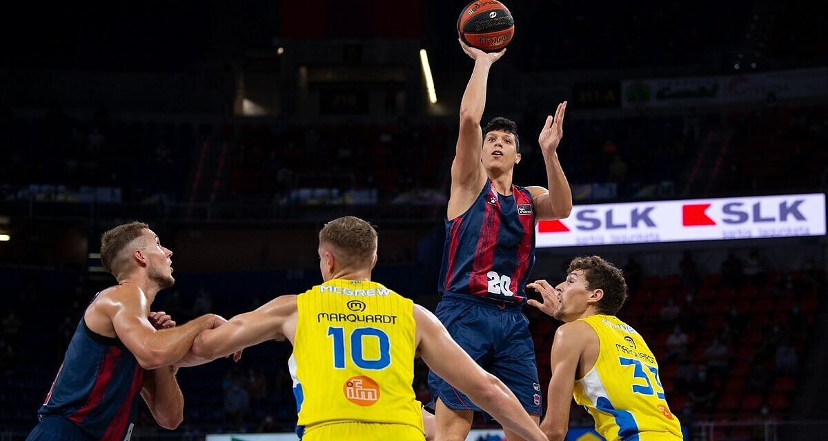 Baskonia closes its preseason by feasting on the …