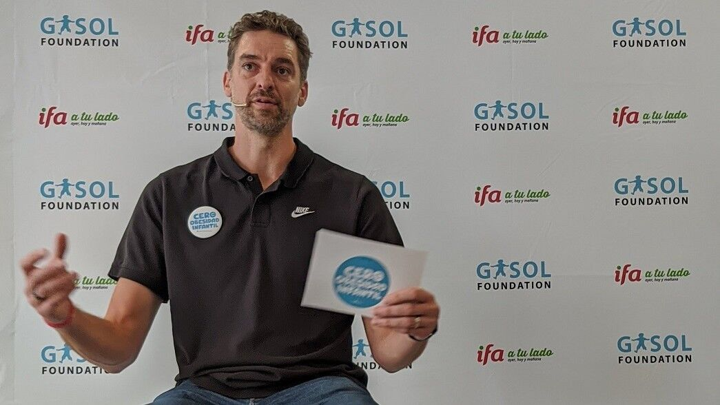 """Pau Gasol: """"I keep thinking about my future, I don't see myself in or …"""