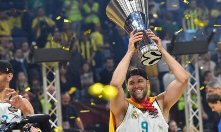 """Felipe Reyes: """"What makes me happiest is the recognition …"""