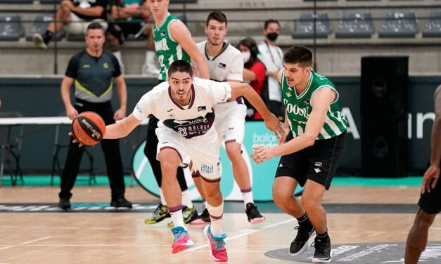 Edgar Vicedo, Unicaja's fourth signing … at least for …