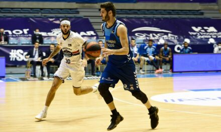 Baskonia is reinforced with Álex Barrera to alleviate the …