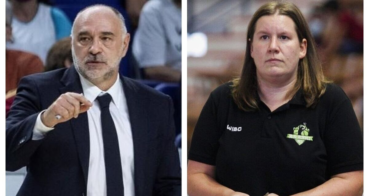 Pablo Laso and Madelén Urieta, best coaches of the year by …