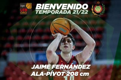 Jaime Fernández, projection and youth for the game