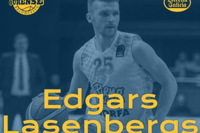 Edgars Lasenbergs, quality 'combo-guard' for the Club