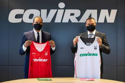 Coviran reinforces its commitment to the CB Granada Foundation