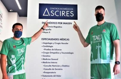 TAU Castelló reinforces its medical services with the precision …