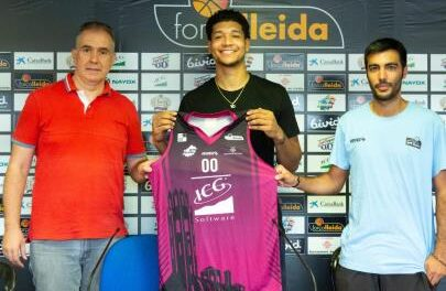 """Mark Hughes, presented at the ICG Força Lleida: """"We have"""