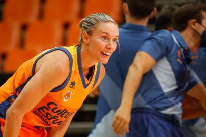 """Anna Gómez: """"We are a very ambitious team"""""""