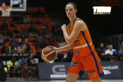 Valencia Basket recovers Jana Raman for the start of the t …