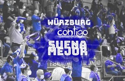 """""""Würzburg sounds better with you"""", the Av …"""