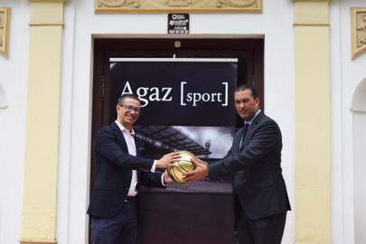 Agaz maintains its collaboration with the CB Granada Foundation