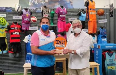 The TAU Castelló and Decathlon join forces to improve the