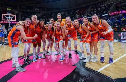 Valencia Basket, for its first participation in the Eur …