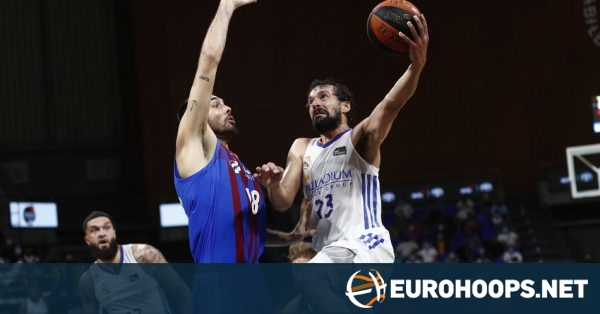 Sergio Llull leads Real Madrid to 2021 SuperCup