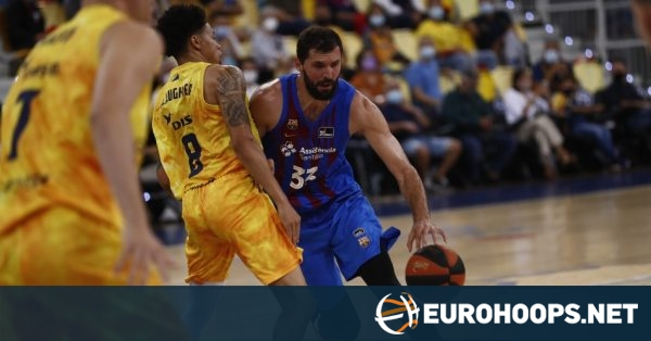Wins for Barcelona and Maccabi, personal best for Mirotic