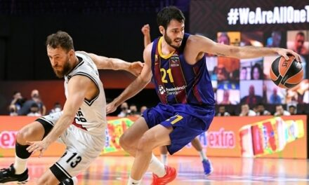 Barcelona: Abrines out four months after knee surgery
