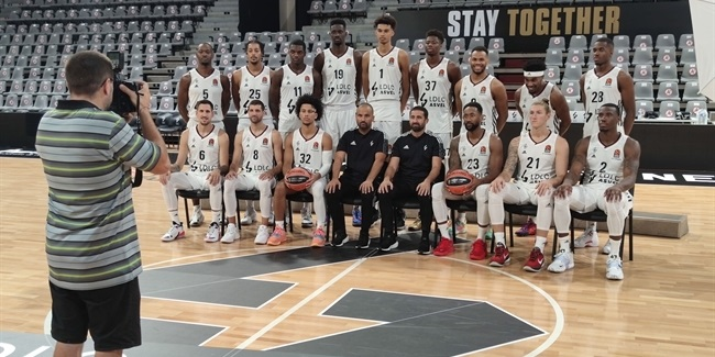 ASVEL hosts Media Day at the Astroballe!