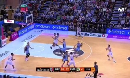 When Sergio Llull ignites there is nothing to do: …