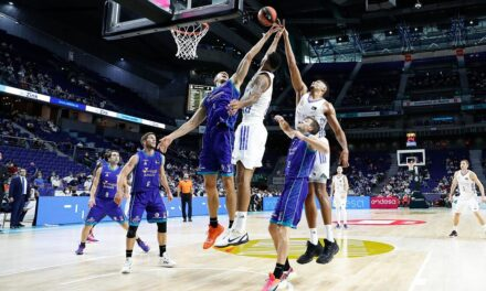 Poirier, Hanga and Llull rescue Real Madrid against San P …