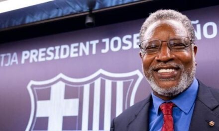 Audie Norris returns to Barcelona 28 years later as amb …