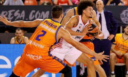 Valencia imposes its greatest solidity against a willful BAX …