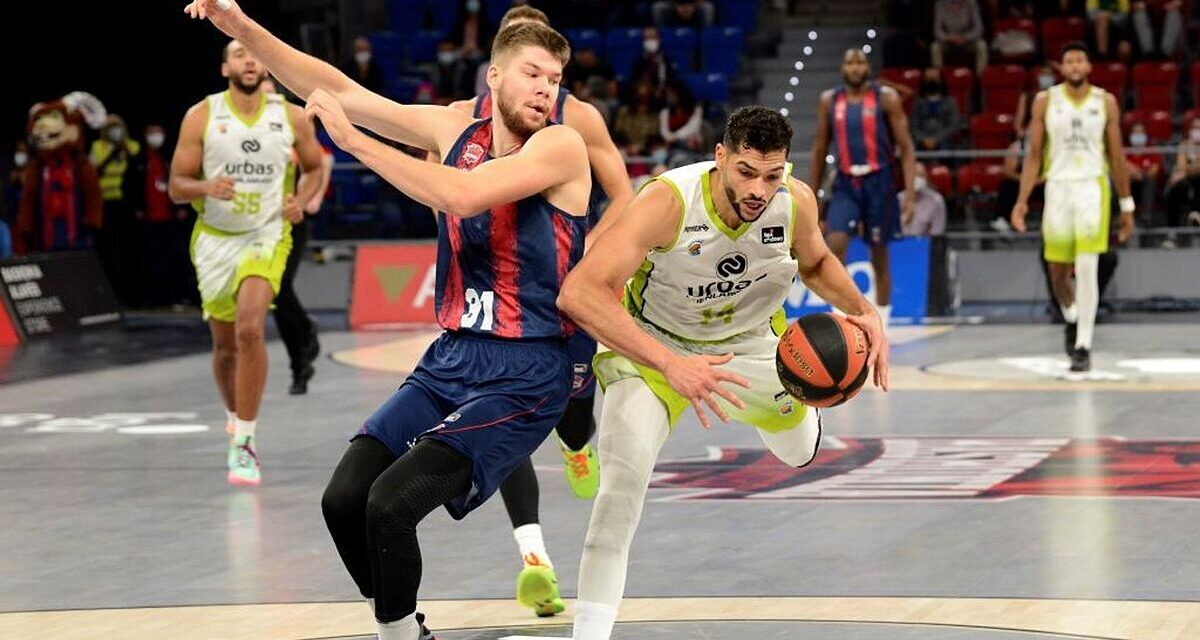 Enoch and Granger elevate Baskonia against a good Urbas Fue …