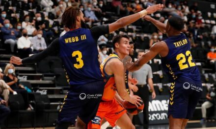 UCAM Murcia's comeback of character against a diminished Valenc …