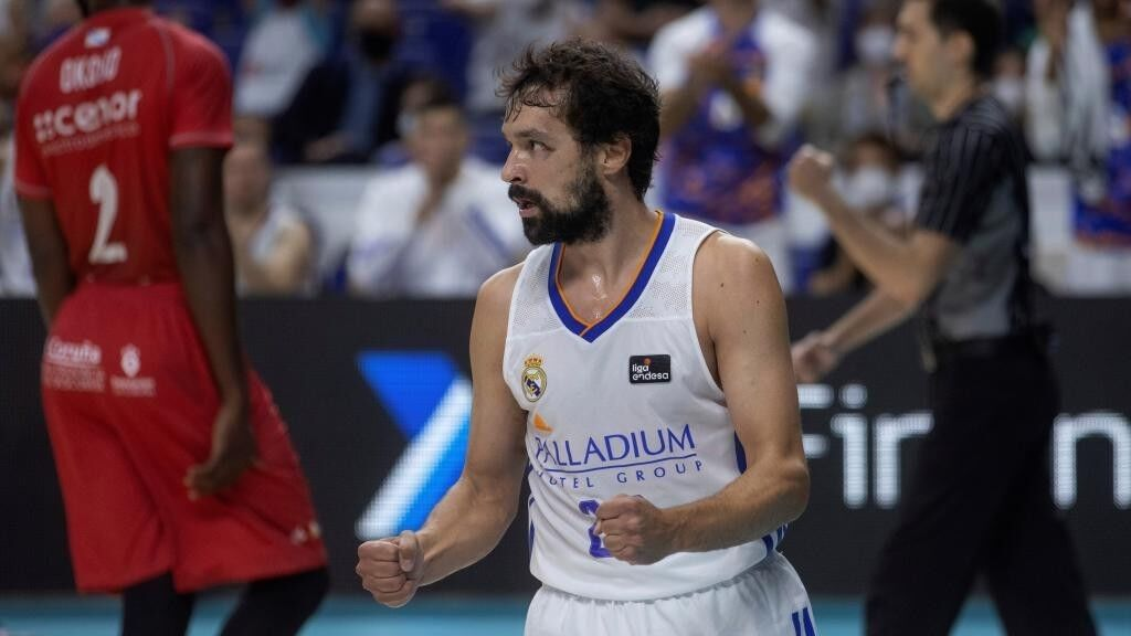 The old guard, Llull and Rudy, make Real Madrid leader